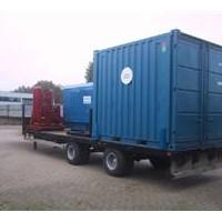 Workshop trailer